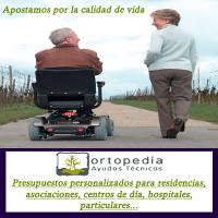 Ortopedia y Ayudas Técnicas